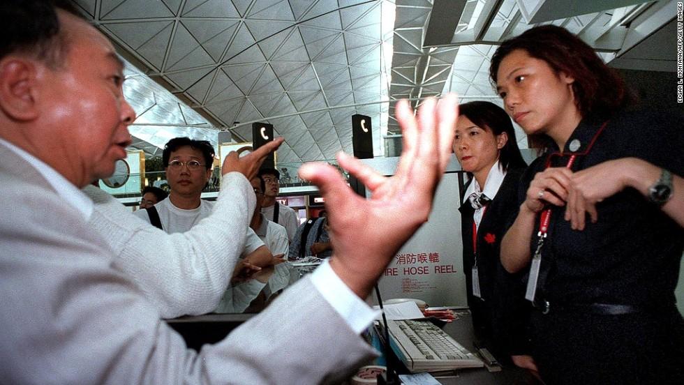 """Ira sugli aerei? In Cina si entra nella """"no fly list"""""""