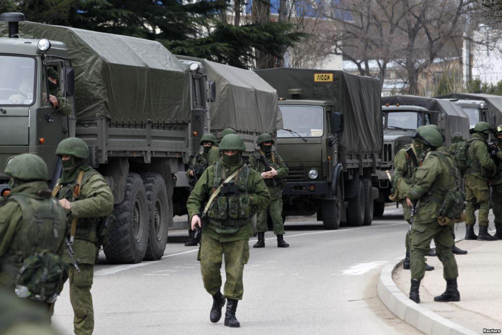 Le truppe russe non sono in Ucraina