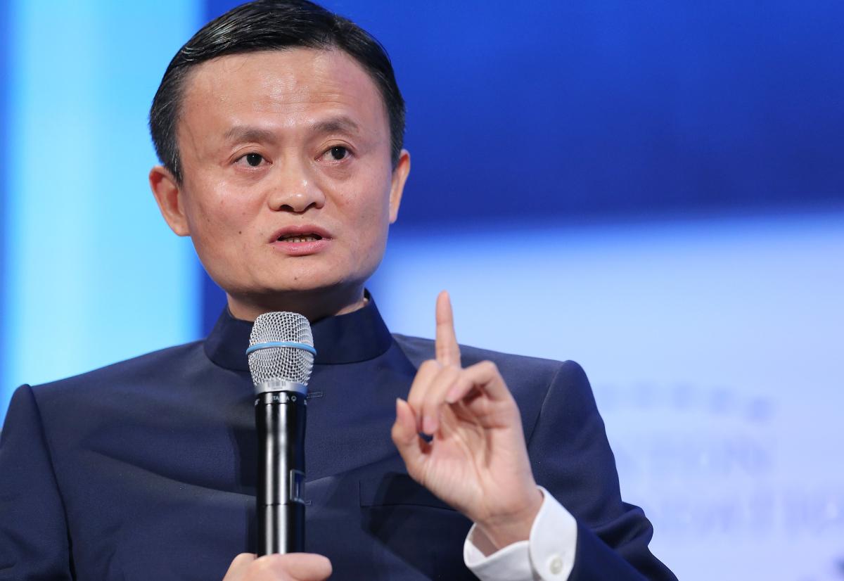 Jack Ma: Alibaba è solo agli inizi