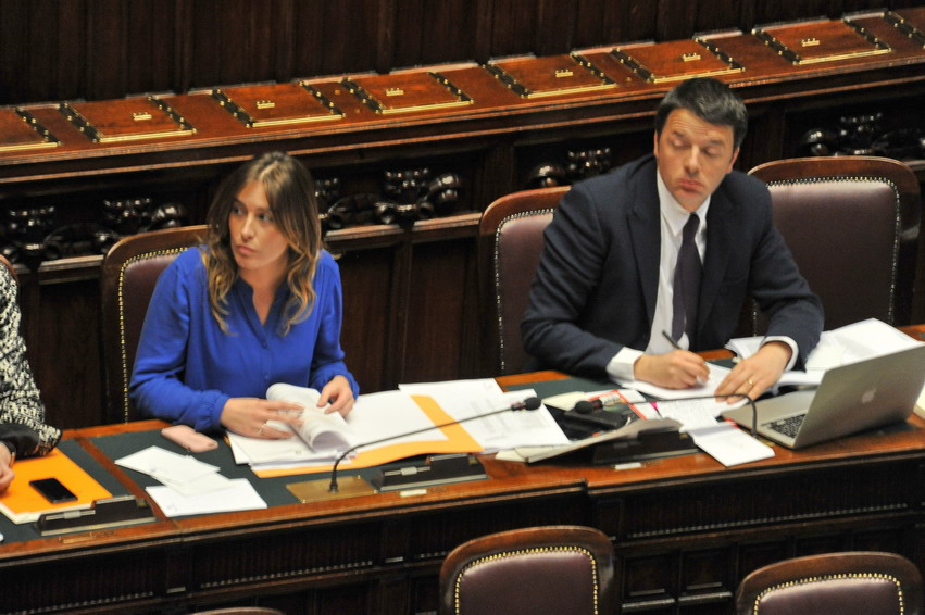 Forza Italia e SEL abbandonano la commissione per l'Italicum