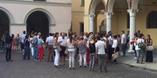 Crema, migranti in ex convento vicino all'asilo