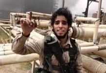 Combattente ISIS catturato dai corpi speciali