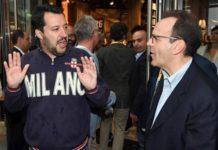 Berlusconi frena Parisi: «Senza la Lega non si ricostruisce il centrodestra»