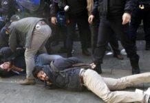 Turchia, in carcere esponenti del partito filo curdo. Notti di tensione