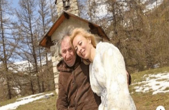 Marcel Amphoux e Sandrine Devillard